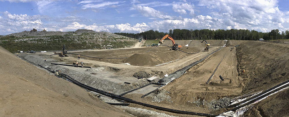 Terexcavation Grant - Projet 7